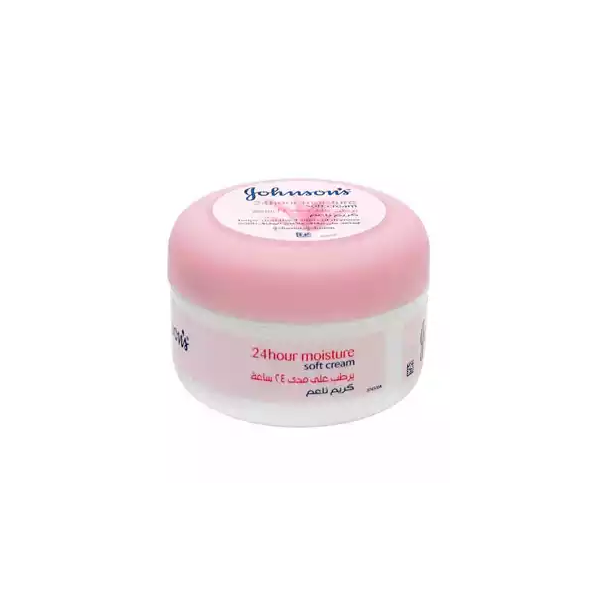 Jhonson's 24 Hour Moisture Cream (200 ml)