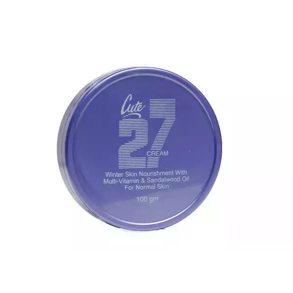Cute 27 Cold Cream (100 gm)