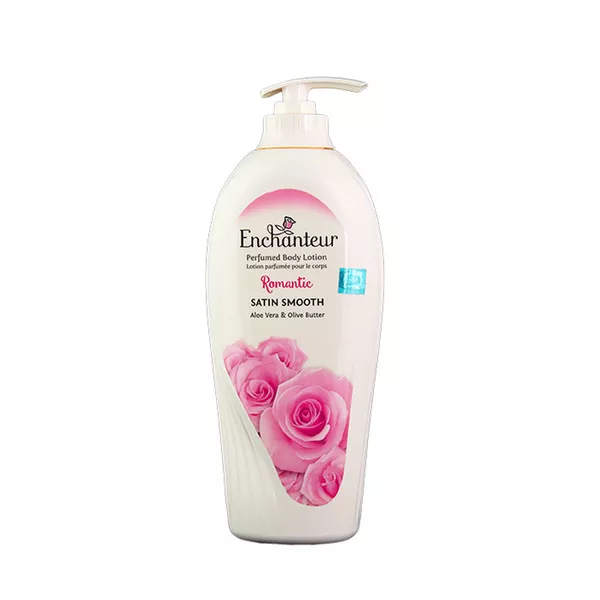 Enchanteur Body Lotion Romantic (500 ml)