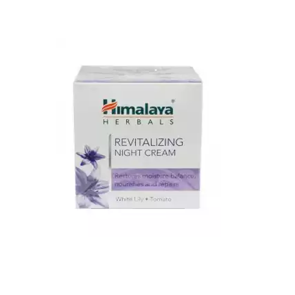 Himalaya Revitalizing Night Cream (50 gm)