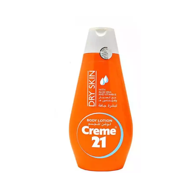 Creme 21 Body Lotion Dry Skin (400 ml)