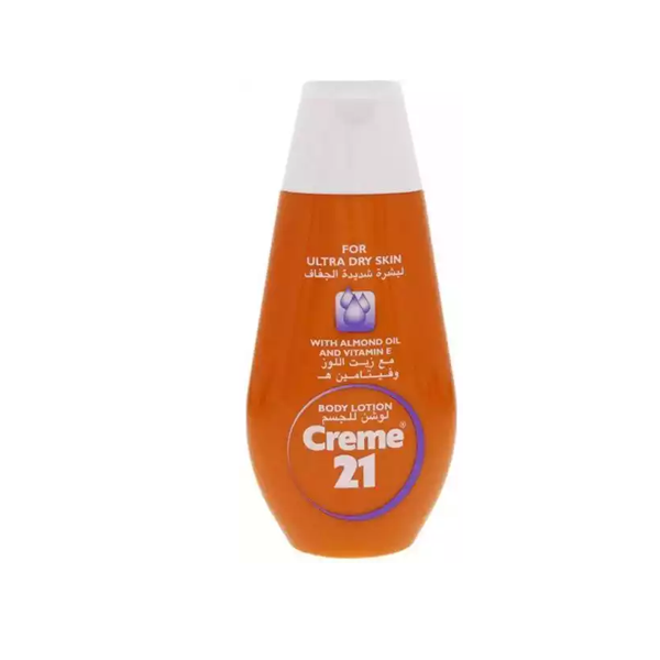 Creme 21 Body Lotion Ultra Dry Skin (400 ml)