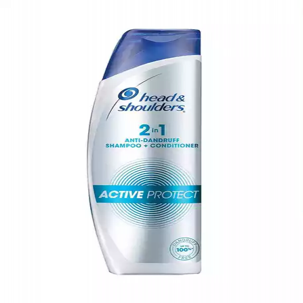 Head & Shoulder 2 In 1 Active Protect Shampoo  (180 ml)