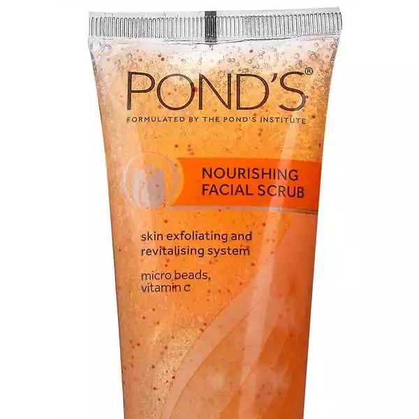 Ponds Face Wash Scrub (100 gm)