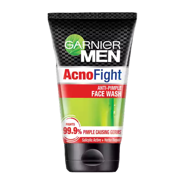 Garnier Men Acno Fight Face Wash (100 gm)