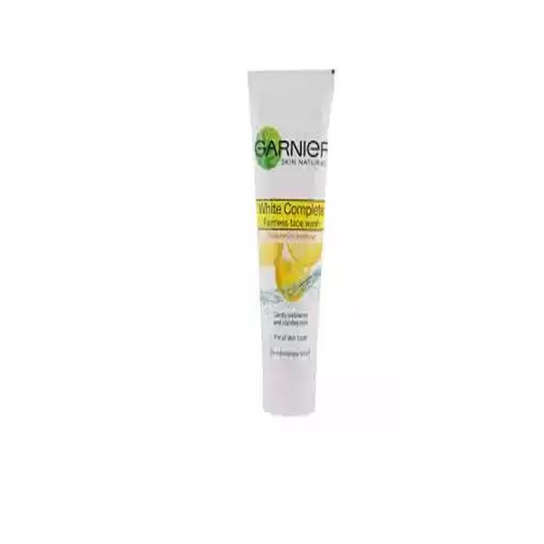 Garnier Light Complete Fairness Face Wash (100 gm)