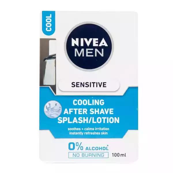 Nivea Men Sensitive Cooling After Shave Splash/Lotion (100 ml)