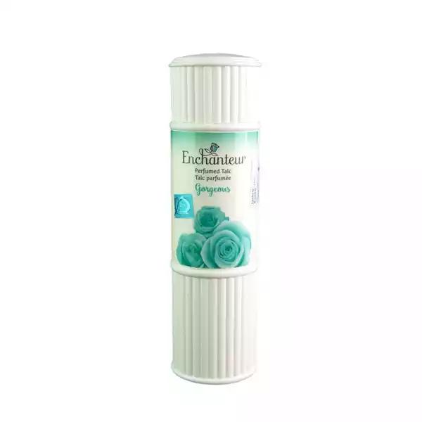 Enchanteur Gorgeous Perfumed Talc Powder (125 gm)