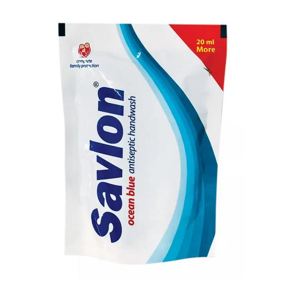 ACI Savlon Ocean Blue Antiseptic Handwash Refill (200 ml)