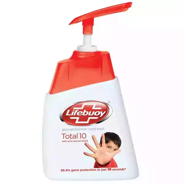 Lifebuoy Handwash Total Pump (200 ml)