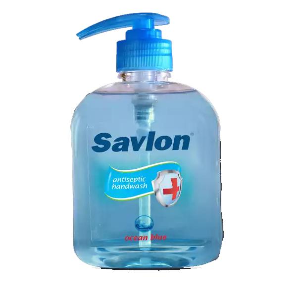 ACI Savlon Antiseptic Handwash Ocean Blue Pump (300 ml)