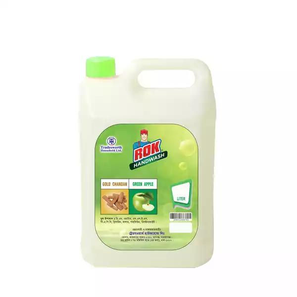 Rok Hand Wash Apple (5 ltr)