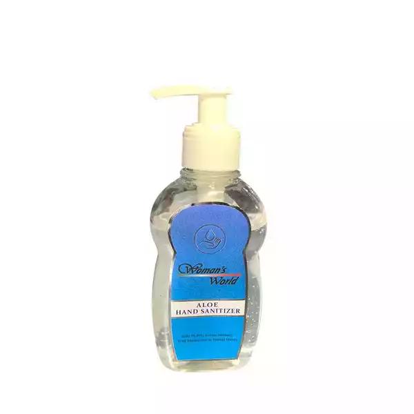 Woman's World Aloe Hand Sanitizer (200 ml)