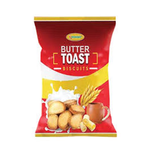Krishibid Butter Toast-  (1 PKT)