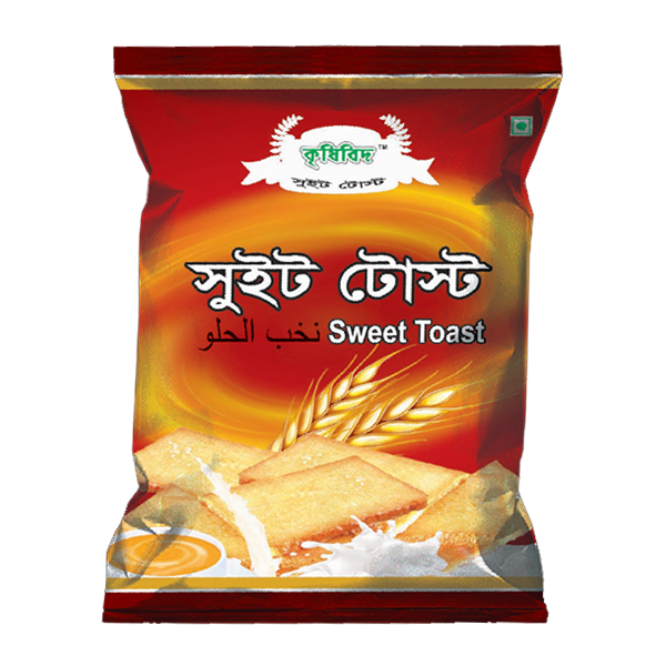 Krishibid Sweet Toast (200gm)