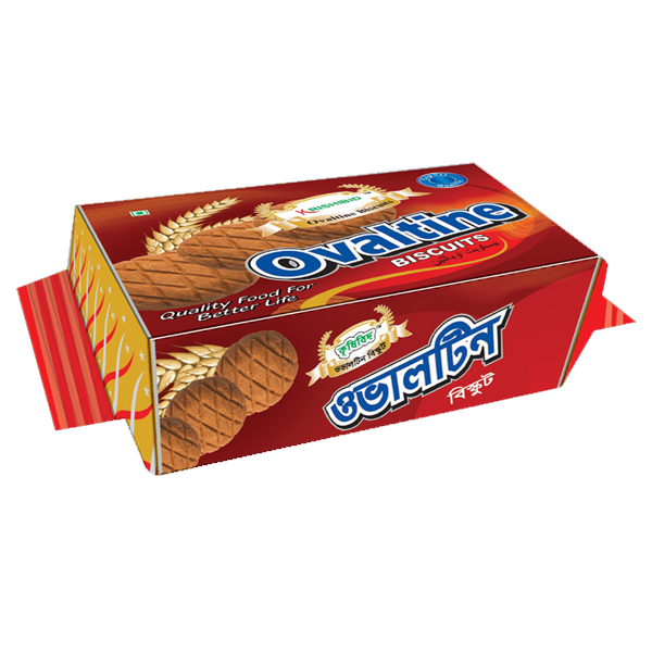 Krishibid Ovaltine Biscuit