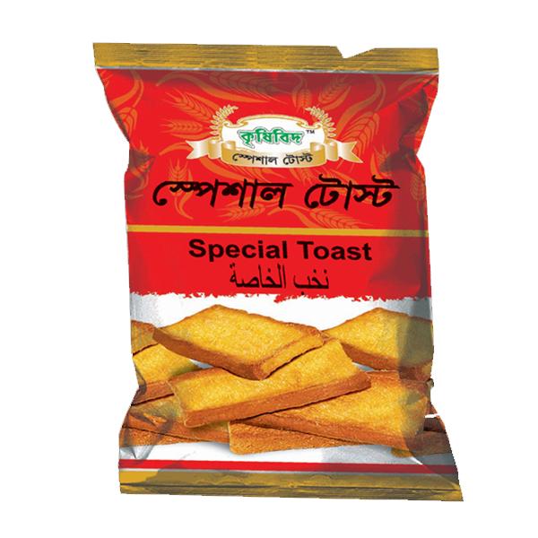 Krishibid Special Toast  (300gm)