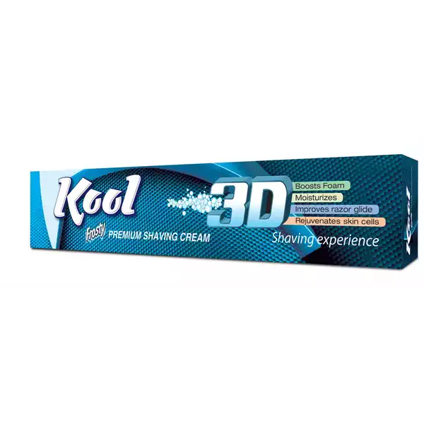 Kool Frosty Shaving Cream (50 gm)