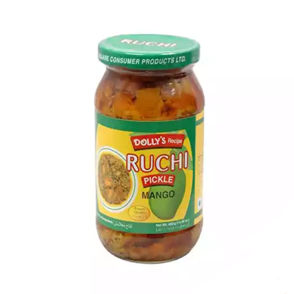 Ruchi Mango Pickle  (200 gm)
