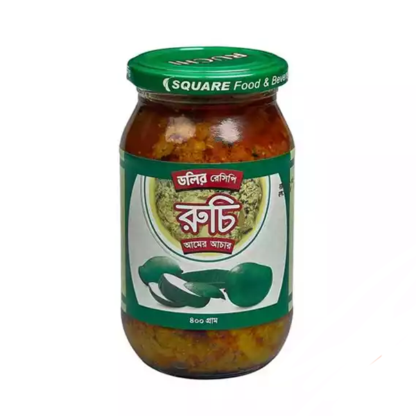 Ruchi Mango Pickle  (400 gm)