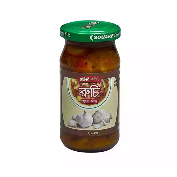 Ruchi Garlic Pickle  (200 gm)