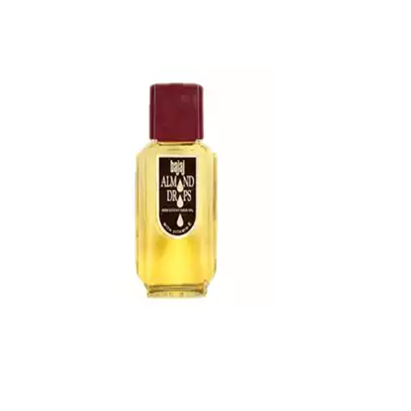 Bajaj Almond Drops Non Sticky Hair Oil with Vitamin E (100 ml)