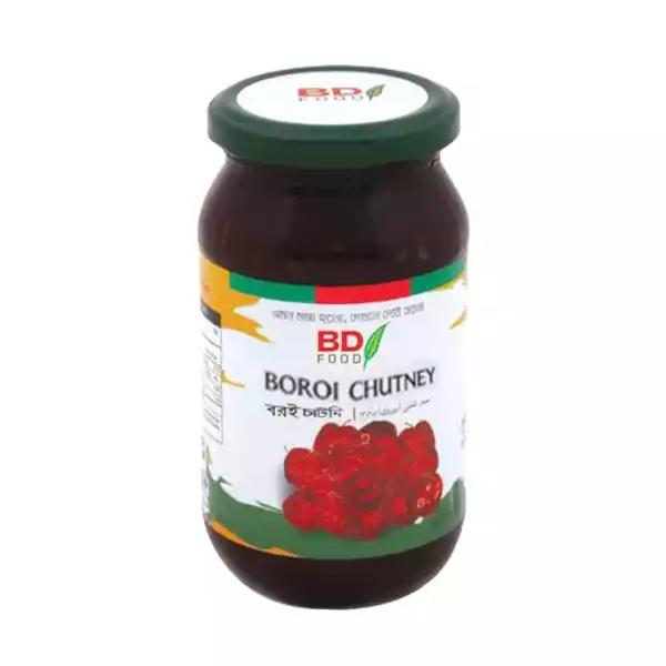 BD Boroi Chutney  (500 gm)