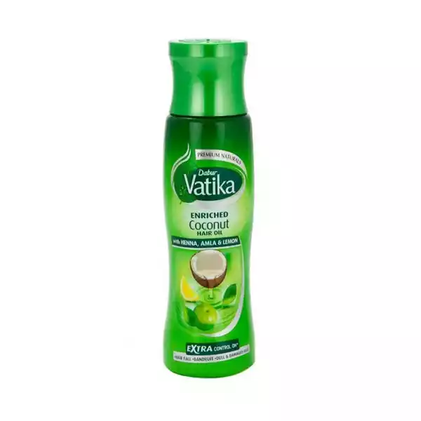 Dabur Vatika Enriched Coconut Hair Oil (150 ml)