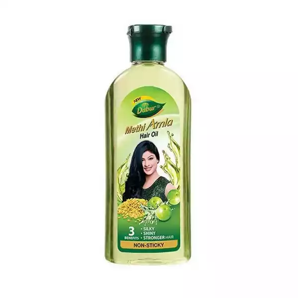 Dabur Methi Amla Hair Oil (200 ml)