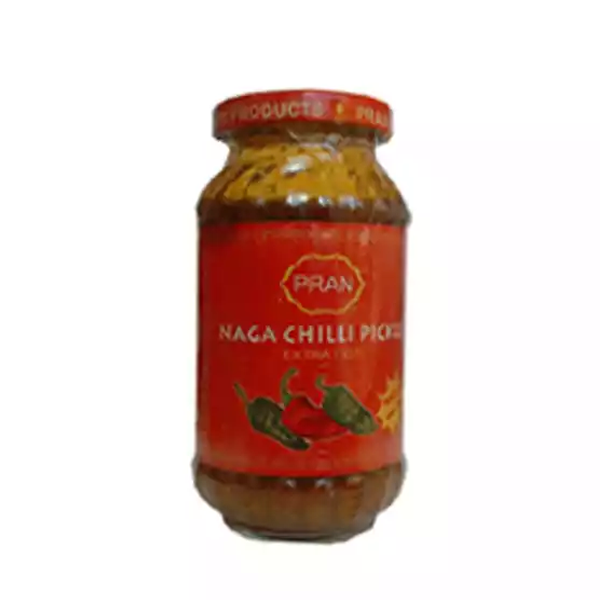 PRAN Naga Chili Pickle  (300 gm0