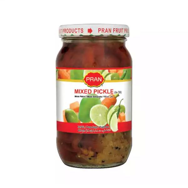 PRAN Mixed Pickle  (400 gm)