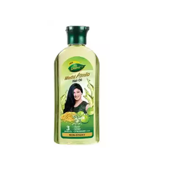 Dabur Methi Amla Hair Oil (100 ml)