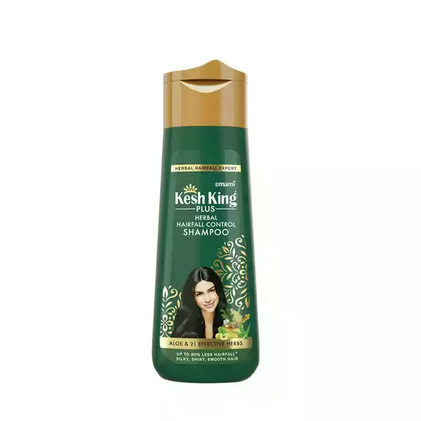 Emami Kesh king Herbal Hairfall Control Shampoo (170 ml)