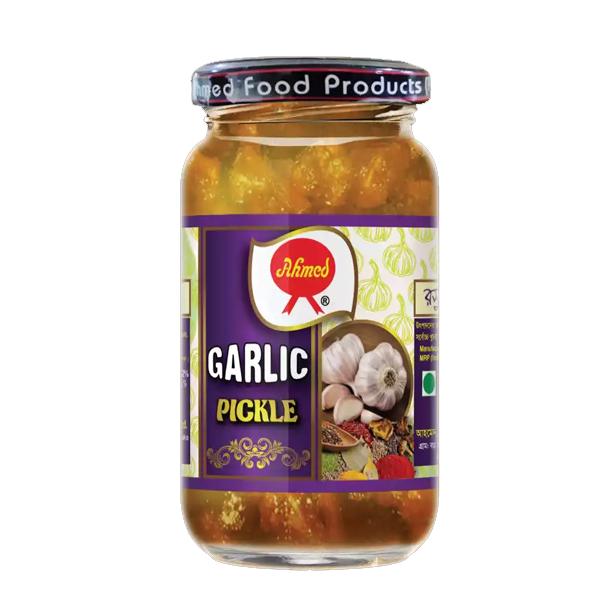 Ahmed Garlic Pickle  (400 gm)