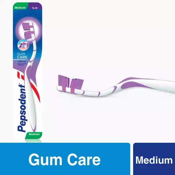 Pepsodent Gum Care Medium Toothbrush (each)