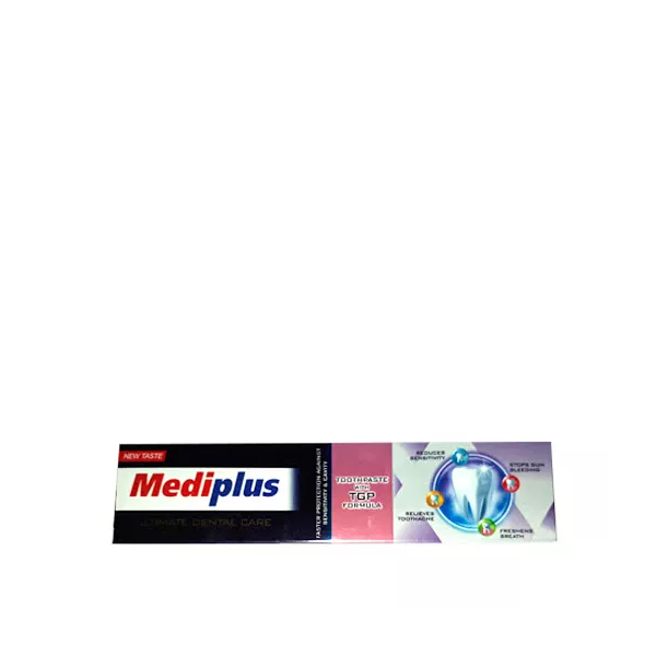 Mediplus Toothpaste (140 gm)