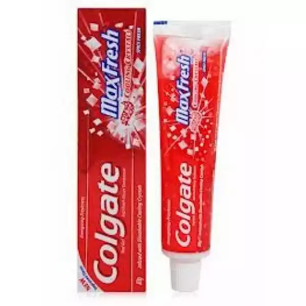 Colgate Max Fresh Red Gel Toothpaste (150 gm)