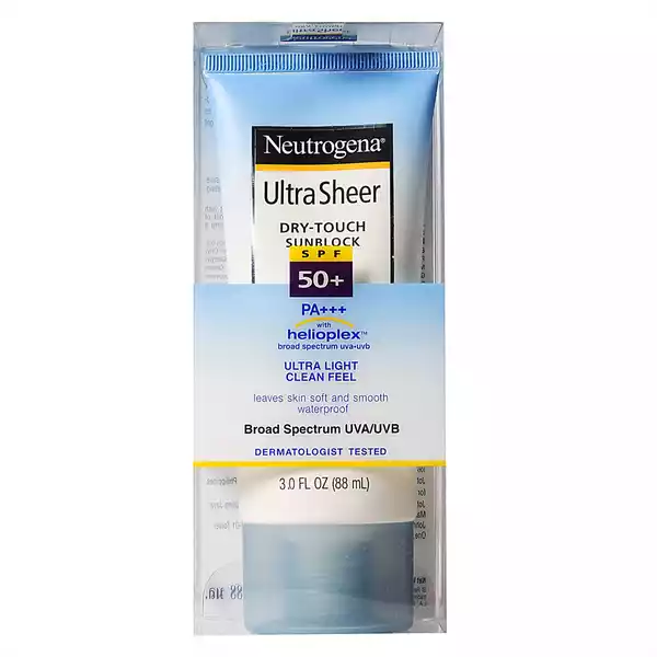 Neutrogena Ultra Sheer Dry Touch Sunblock SPF (88 ml)