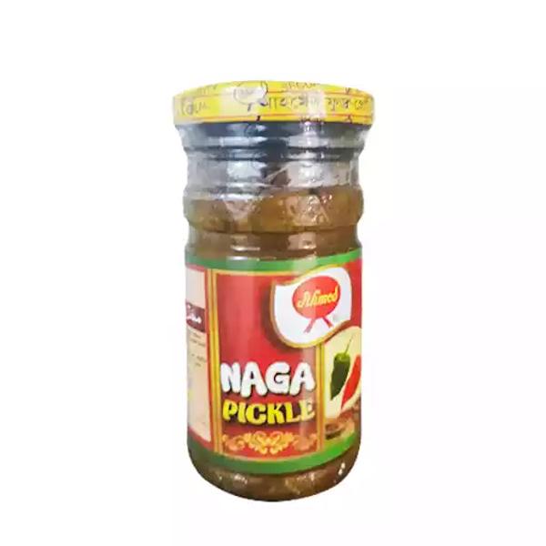 Ahmed Naga Pickle  (160 gm)