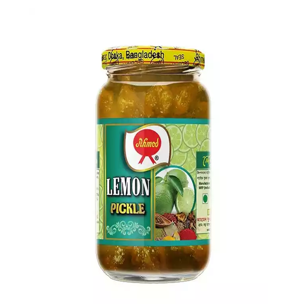Ahmed Lemon Pickle - (400 gm)