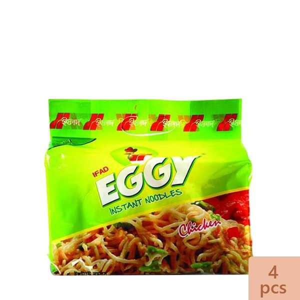 Ifad Eggy Instant Chicken Noodles (390gm )(Buy 2 get 1)