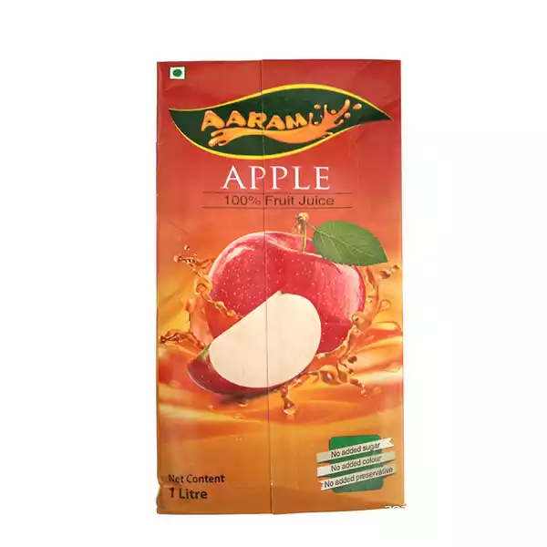 Aaram Juice Apple (1 ltr)