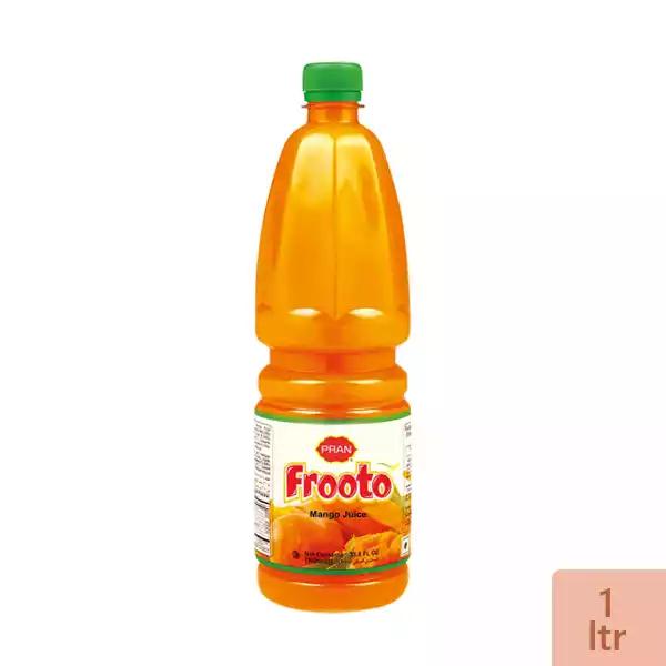 PRAN Frooto Mango Fruit Drink (1 ltr)
