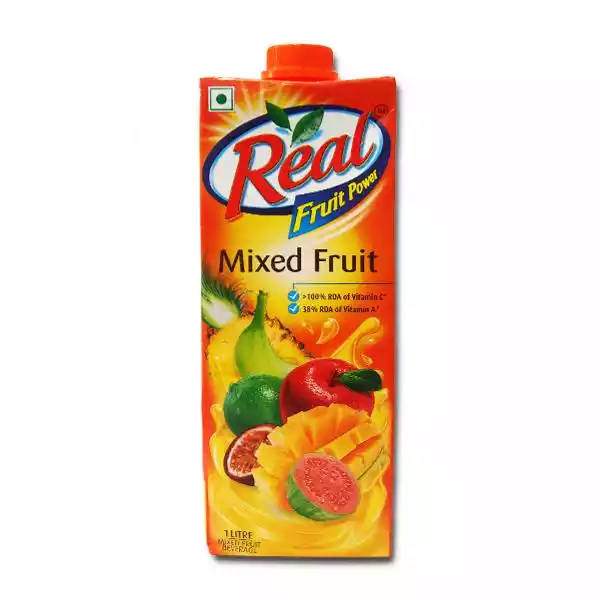 Real Fruit Power Mixed fruit Juice (1 ltr)
