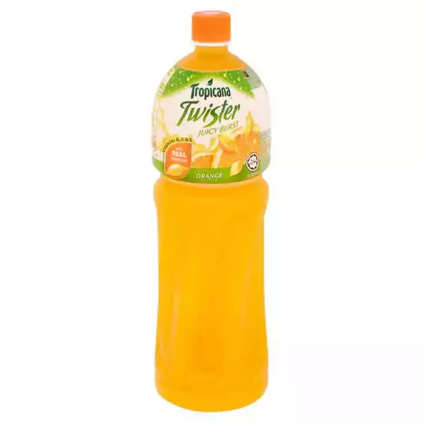 Tropicana Twister Orange Juice (1.5 ltr)