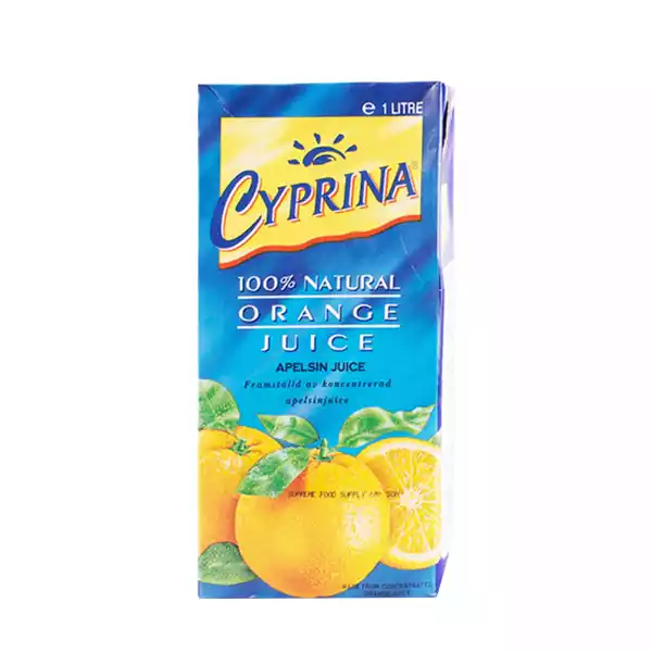 Cyprina Orange Juice (1 ltr)