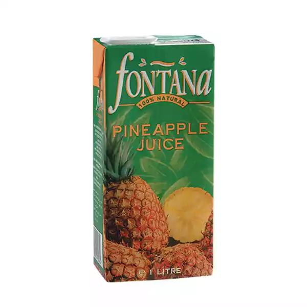 Fontana Pineapple Juice (1 ltr)