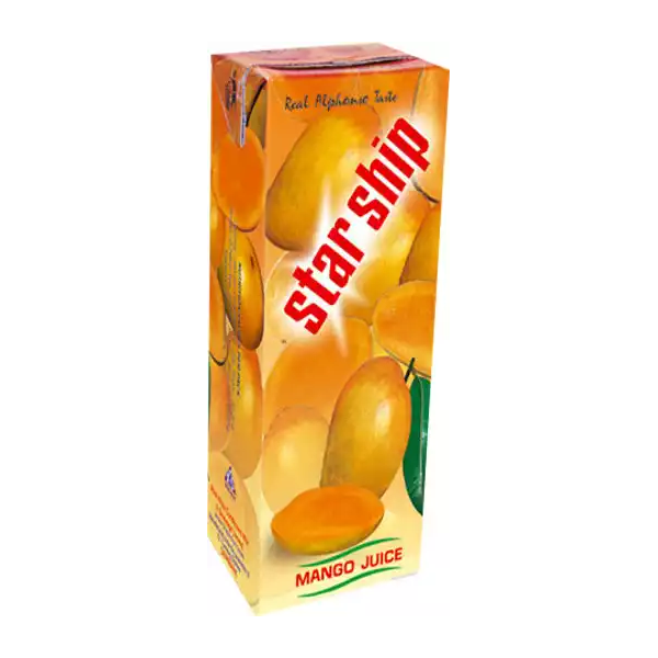Starship Mango Juice (200 ml)