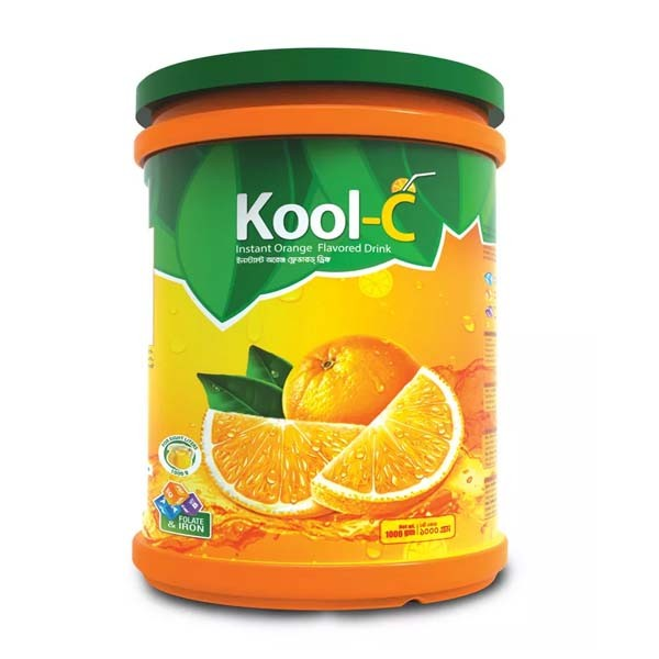 Kool C Orange (1000 gm)