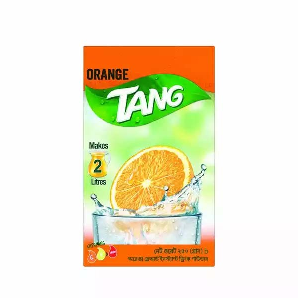 Tang Orange Box (250 gm)
